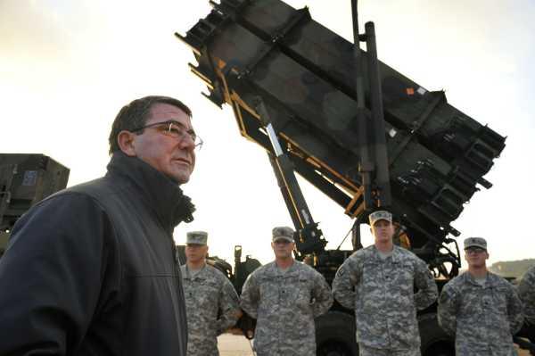 Defense Secretary Carter