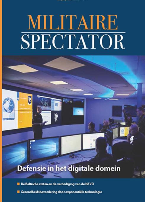 Militaire Spectator 4-2017